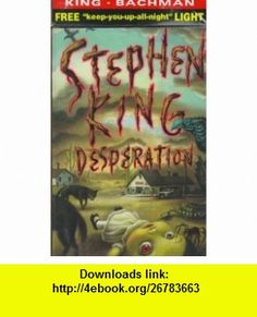 Desperation/Regulators, The 2-copy combination package (9780670776054) Stephen King, Richard Bachman , ISBN-10: 067077605X  , ISBN-13: 978-0670776054 ,  , tutorials , pdf , ebook , torrent , downloads , rapidshare , filesonic , hotfile , megaupload , fileserve
