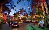 Fabulous spa and hotel (Mission Inn in Cali)-BONUS is the festival of lights for Christmas! This is A MA ZING! To get to stay here would be a Christmas miracle