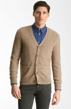 A.P.C Lambswool Cardigan available at #Nordstrom