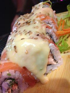 Doble Tentación que puedes disfrutar en Taka Sushi @sushitaka