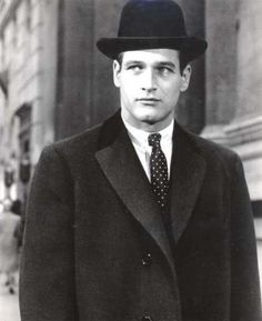 Handsome Paul Newman