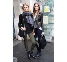 Constance Jablonski et Kasia Struss http://www.vogue.fr/defiles/street-looks/diaporama/fashion-week-de-paris-fw2014-street-looks-a-la-fashion-week-automne-hiver-2014-2015-jour-3/17765/image/971166#!constance-jablonski-et-kasia-struss