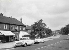 Prestwich, Bury Old Road, west side