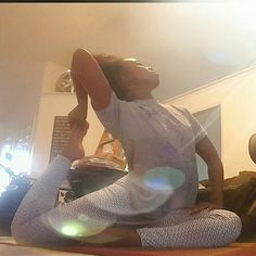 """www.blackyogasuperstars.com FOLLOW @nature_iam - #trillyoga4life - Day 1 #EightAnglePose & Day 2 #kingPigeon ...I got my butt off of the floor #day1 lol... """"I'm the blueprint to a real man Some of these niggas toss they tassel for a deal man I ain't goin' to hell or to Hillman Igh Igh Igh Igh for my real fans I got caught up with a little Xan Can't stop me but it slow me though Yeah nigga famous you don't know me though But every DJ still play me though Damn man I don't even need a radio And…"""