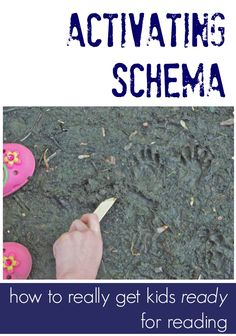activating schema get kids ready for reading | learning during read-alouds #weteach