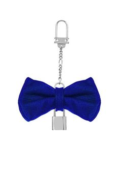 Keychain Papillon Electric Blue MADE IN ITALY  Shop now on www.dezzy.it