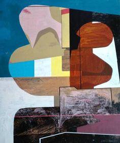"Saatchi Art Artist Jim Harris; Painting, ""Zig Zag"" #art"