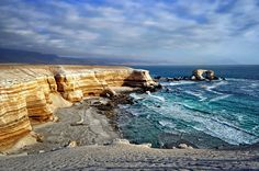 Antofagasta ist eine Stadt im Norden des südamerikanischen Anden-Staates Chile. Sie liegt am Pazifik und hat wundervolle Küstengebiete.