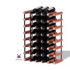 Wine Racks - Bordex Wine Rack  40 Bottle *** Read more reviews of the product by visiting the link on the image.