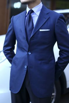www.monsieuredgar.com to find out about our bespoke garments. Visit www.probespoke.com for business opportunities.