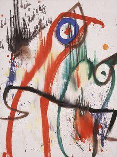 Joan Mir�, Senza titolo, 1973-1978 circa. . libreriamo.it