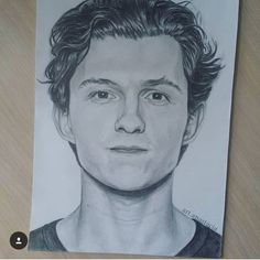 216 comentarios, 1 comentario-Tom Holland Page ( . Pencil Art Drawings, Art Drawings Sketches, Cartoon Drawings, Cute Drawings, Horse Drawings, Realistic Drawings, Marvel Art, Marvel Avengers, Marvel Comics
