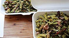 Receita de Salada de Massa ao Molho Pesto
