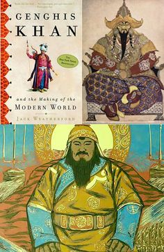 Genghis Khan was the emperor of the Mongol Empire, the largest contiguous empire in history. He came to power by uniting many of the nomadic tribes of northeast Asia. Genghis Khan, Mongolia, Library Tattoo, Punjabi Culture, Beautiful Names Of Allah, Sea Of Japan, Marco Polo, Asian History, Silk Road