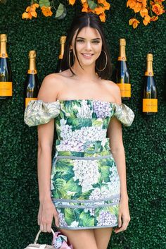 Attends 10th Annual Veuve Clicquot Polo Classic in Jersey City