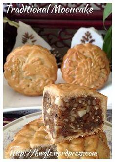 Homemade Five Kernels or Five Nuts Moon Cake Filling (五仁馅) Mooncake Recipe, Armenian Recipes, Irish Recipes, Armenian Food, Asian Recipes, Chinese Moon Cake, Cake Filling Recipes, Asian Cake, Gastronomia