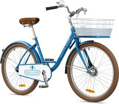 Our new Ocean Edge Freedom Flyer bike fleet