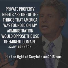 Gary Johnson 2016 - visit www.garyjohnson2016.com