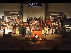 New Manna Youth Choir - Im Saved and I Know That I Am