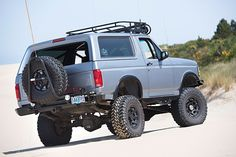 Ford Bronco 1996, Ford 4x4, Broncos, Ford Trucks, Pickup Trucks, Moab Jeep, Bronco Truck, Old Fords, Running Gear