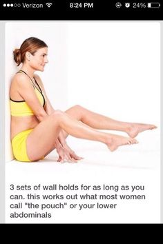 Best Tummy Workout? looks like it could be painful, anyway!