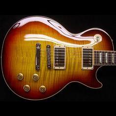 Gibson Les Paul Standard finished in three tone Desert Burst