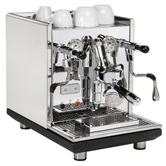 ECM Synchronika Dual Boiler Espresso Machine - Main