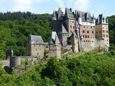 Burg Eltz #Germany