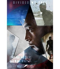 5 of 5. - Source: franklcastle on tumblr. Captain America: Civil War character posters: #TeamIronMan - T'Challa 'Black Panther'. - Click through for the motion poster.