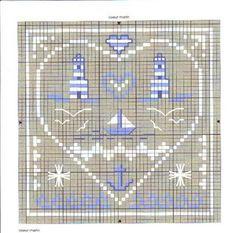 Cross Stitch Embroidery, Cross Stitch Patterns, Christmas Hearts, Cross Stitch Heart, Ribbon Work, Heart Patterns, Pin Cushions, Hand Stitching, Needlepoint