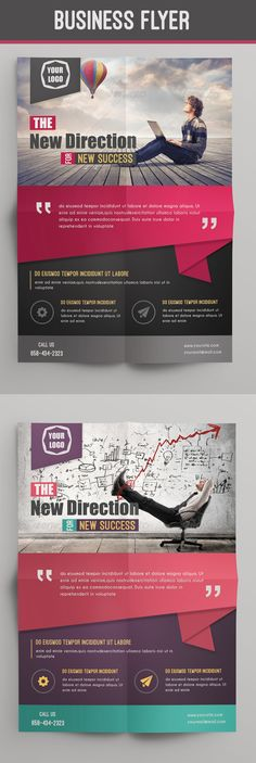 Buy Business Flyer by on GraphicRiver. This PSD flyer template is perfectly Suitable for business, corporate, sales or any of use. Easy to edit font, text, . Psd Flyer Templates, Business Flyer Templates, Print Templates, Brochure Design, Flyer Design, Page Design, Web Design, Ecommerce Logo, Creative Flyers