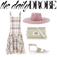 Sunny, rainy... no matter what kind of weather in the summer, a beautiful, comfortable dress and a pair of light sandals are the best choice! Check out some new outfit on MyDrobe's app. #sunny #rainy #dress #sandal #hat #bag #light #colorful #MyDrobe #fashion #style #stylefeed #AlexanderWang #Littledoe #MMISSONI #Suno #outnet #avenue32 #farfetch #cozy #daytime #brunch #beauty #amazing #new