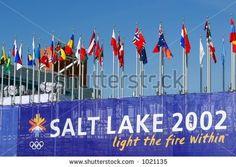 2002 Winter Olympics - Salt Lake City Utah