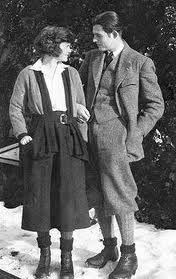 Ernest & Hadley Hemingway