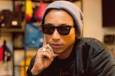 pharrell lunettes ray ban 5