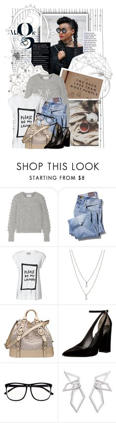 """""""Pumps.and.Magic."""" by crystal85 ❤ liked on Polyvore featuring Baku, Eleven Six, By Malene Birger, Eva Fehren, Reiss, GUESS, H&M and W. Britt"""