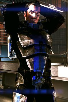 Mass Screencap Effect Kaidan Alenko, Commander Shepard, Big Guns, First Humans, Mass Effect, Normandy, Dragon Age, Playstation, Nerdy