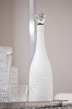 DIY: Wine bottle