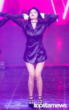[HD포토] 에이오에이(AOA) 혜정 시선을 이끄는 섹시 카리스마  #쇼챔피언 #에이오에이 #AOA #혜정