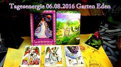 Feuerfee-Tagesenergie 06.08.2016 Garten Eden