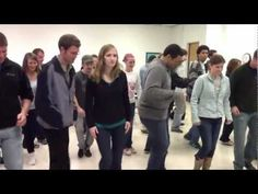 Rob Amchin—University of Louisville—Line Dance to Pata Pata - YouTube