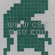 www.cse.msu.edu