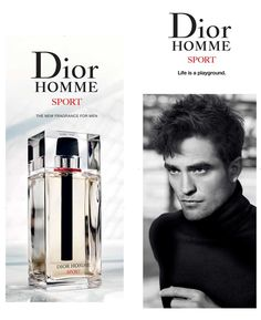Here is a new photo of Robert Pattinson for Dior Homme Sport See more after the jump Parfum Dior, Dior Perfume, Man Perfume, Robert Pattinson Dior, Christian Dior Homme, Manchester United Wallpaper, Judith, Men Dior, Perfume Collection