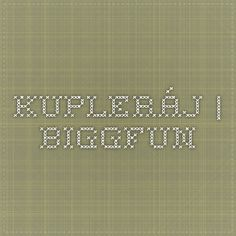 Kupleráj | biggFUN