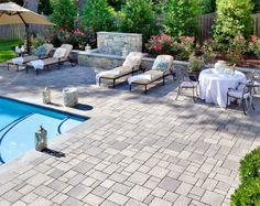 #BetoBloc #Techo-Bloc #pool #piscine #Summer #été #timeless #gorgeous #comfort #confort #cozy #beautiful #renovation #eternal #HomeImprovement #relax #makeOver #Outdoors #Backyard #cour #dehors #pavers