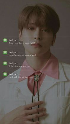 ~Have different NCT wallpaper on your phone every day/week!I do NOT own any of these wallpapers. Jaehyun Nct, Boyfriend Photos, Todays Weather, Just You And Me, Jung Jaehyun, Actor Model, Boyfriend Material, Taeyong, Kpop Groups