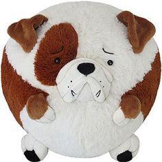 Squishable English Bulldog