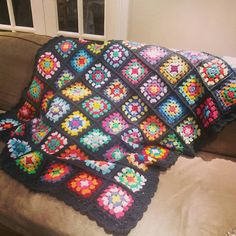 Check out this item in my Etsy shop https://www.etsy.com/uk/listing/266492418/large-granny-square-blanket-made-in