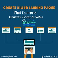 We build landing pages that convert your user to the buyer. We take care of the whole process from design to code and full backend integration 🤳 Get Free Consultation Call Us: Custom Web Design, Graphic Design Services, Branding Agency, Business Branding, Digital Marketing Services, Online Marketing, Landing Pages That Convert, Responsive Web Design, Professional Website