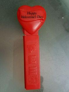 happy valentines day pez
